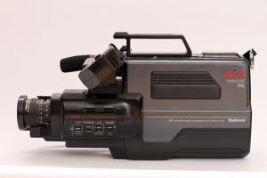 1980s video camera
