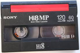 hi 8 mp cassette
